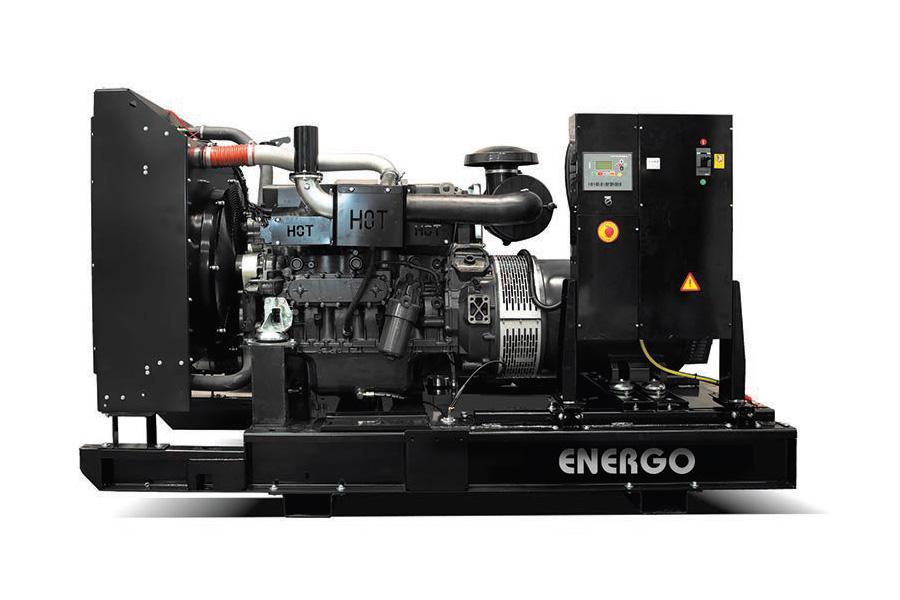 Дизельный генератор (электростанция) Energo EDF 50/400 IV