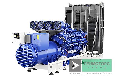 Дизельный генератор (электростанция) FG Wilson P2500-1 / P2500-1E