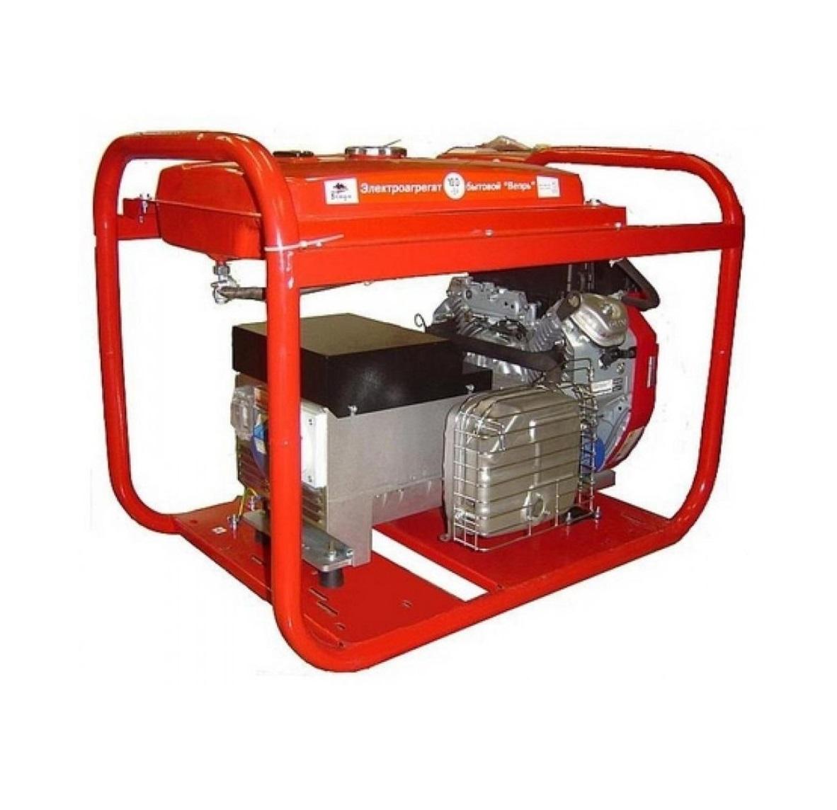 Бензиновый генератор (Бензогенератор) Вепрь АБП 10-230 ВХ-БСГ