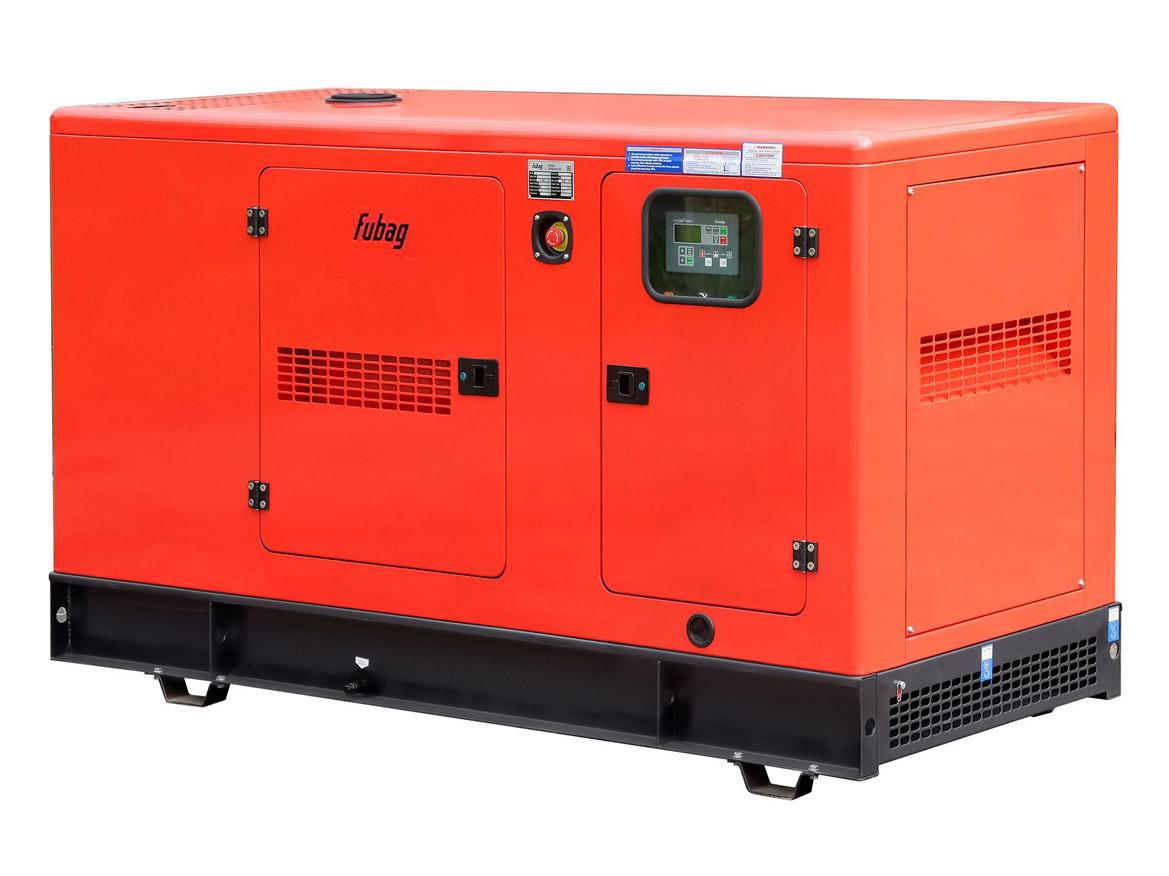 Дизельный генератор (электростанция) FUBAG DS 55 DAC ES