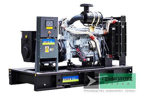 Дизельный генератор (электростанция) AKSA APD250A