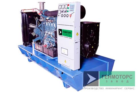 Дизельный генератор (электростанция) АД-250 Doosan