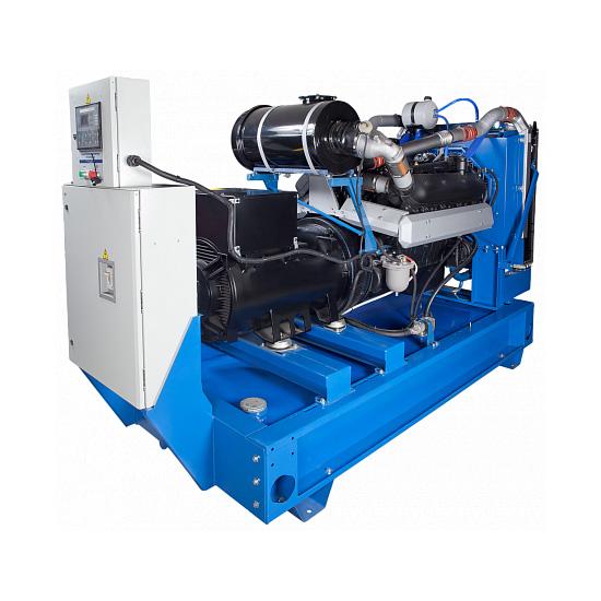 Дизельный генератор (электростанция) АД-200 ЯМЗ