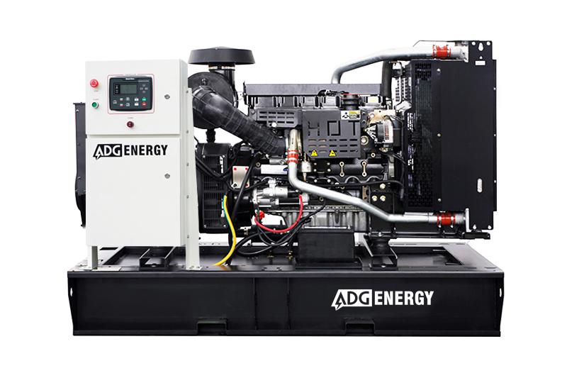 Дизельный генератор (электростанция) ADG-ENERGY AD-220PE