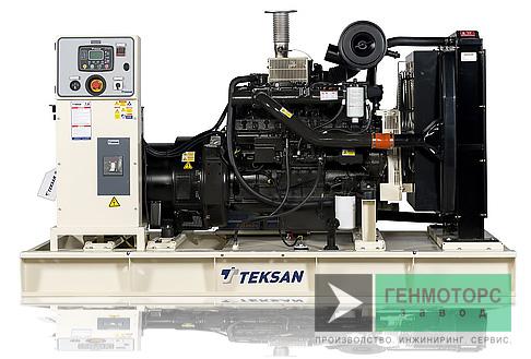 Дизельный генератор (электростанция) Teksan TJ176DW5C