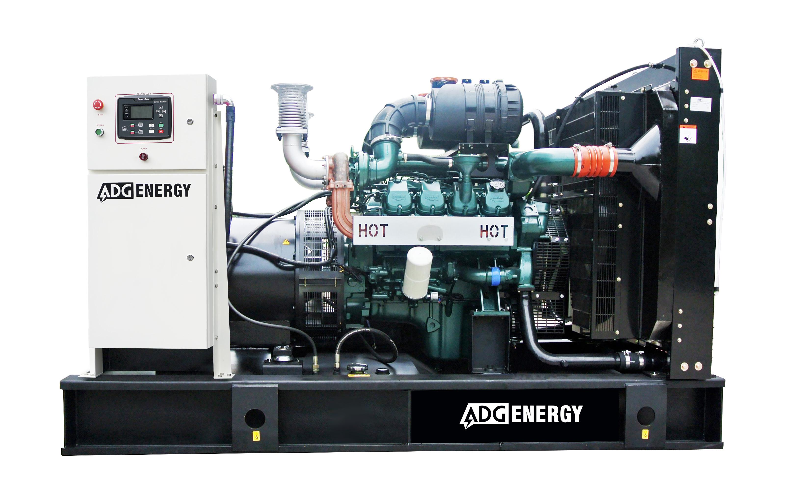 Дизельный генератор (электростанция) ADG-ENERGY AD-500D5