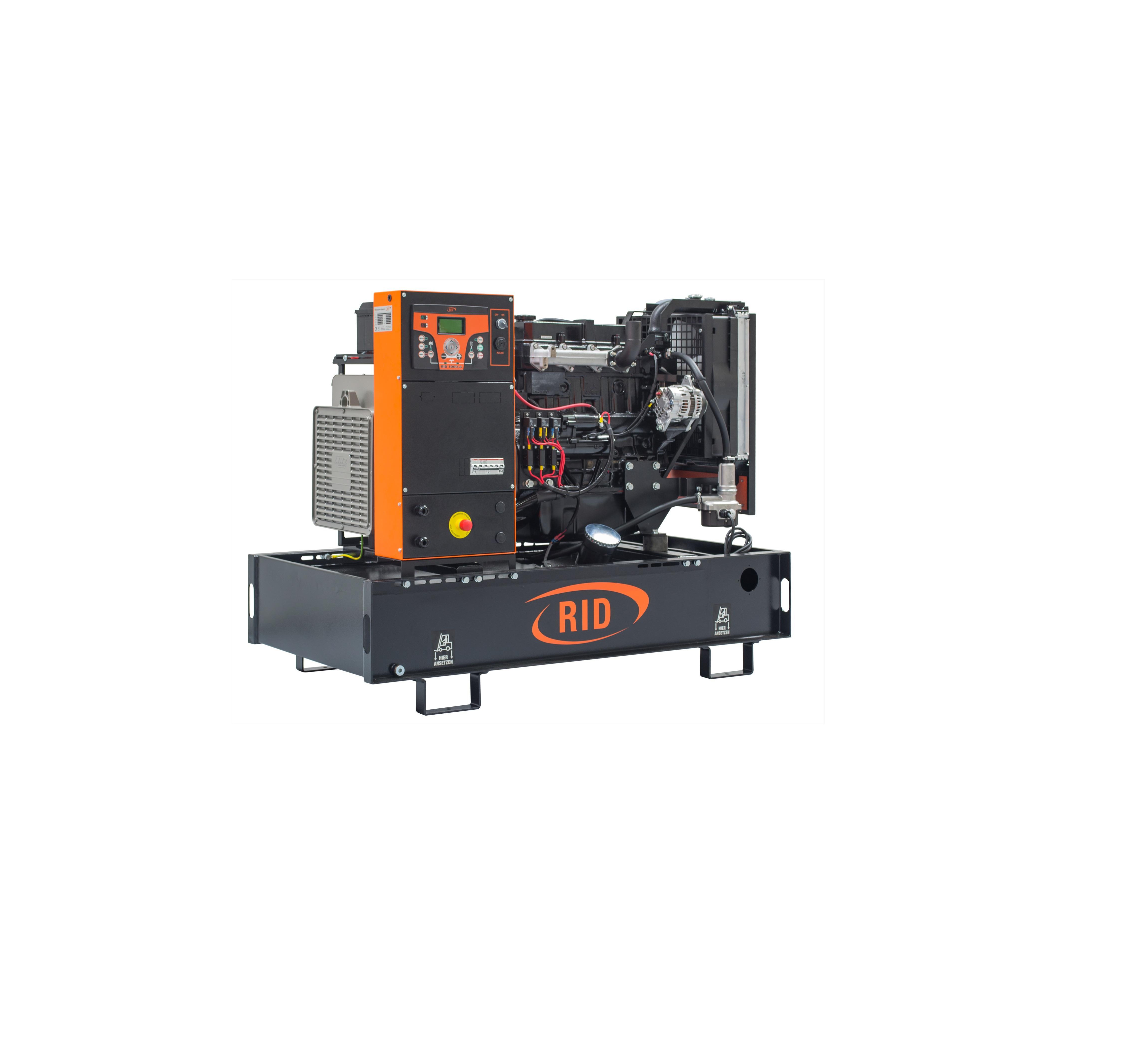 Дизельный генератор (электростанция) RID 30 E-SERIES