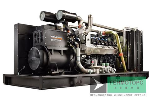 Газопоршневая электростанция (ГПУ) Generac SG400