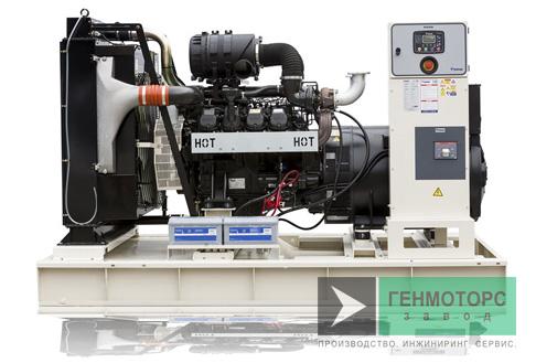 Дизельный генератор (электростанция) Teksan TJ510DW5C