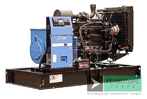 Дизельный генератор (электростанция) SDMO J130K