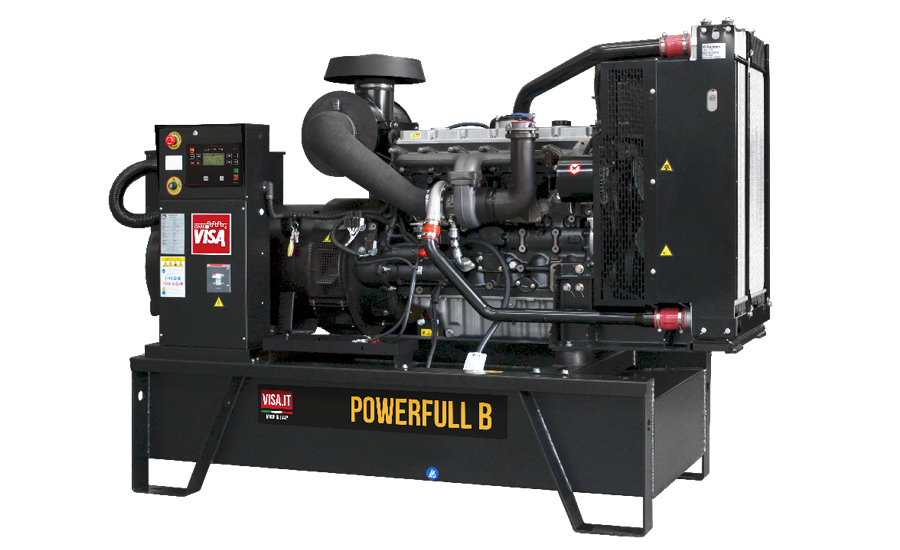 Дизельный генератор (электростанция) Onis Visa D131