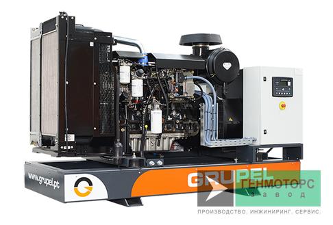 Дизельный генератор (электростанция) G110GRGR Grupel