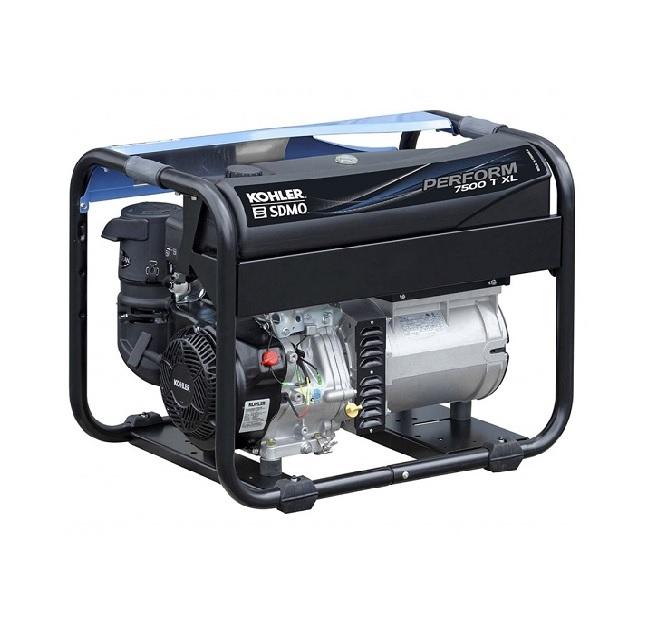 Бензиновый генератор (Бензогенератор) SDMO PERFORM 7500 T XL