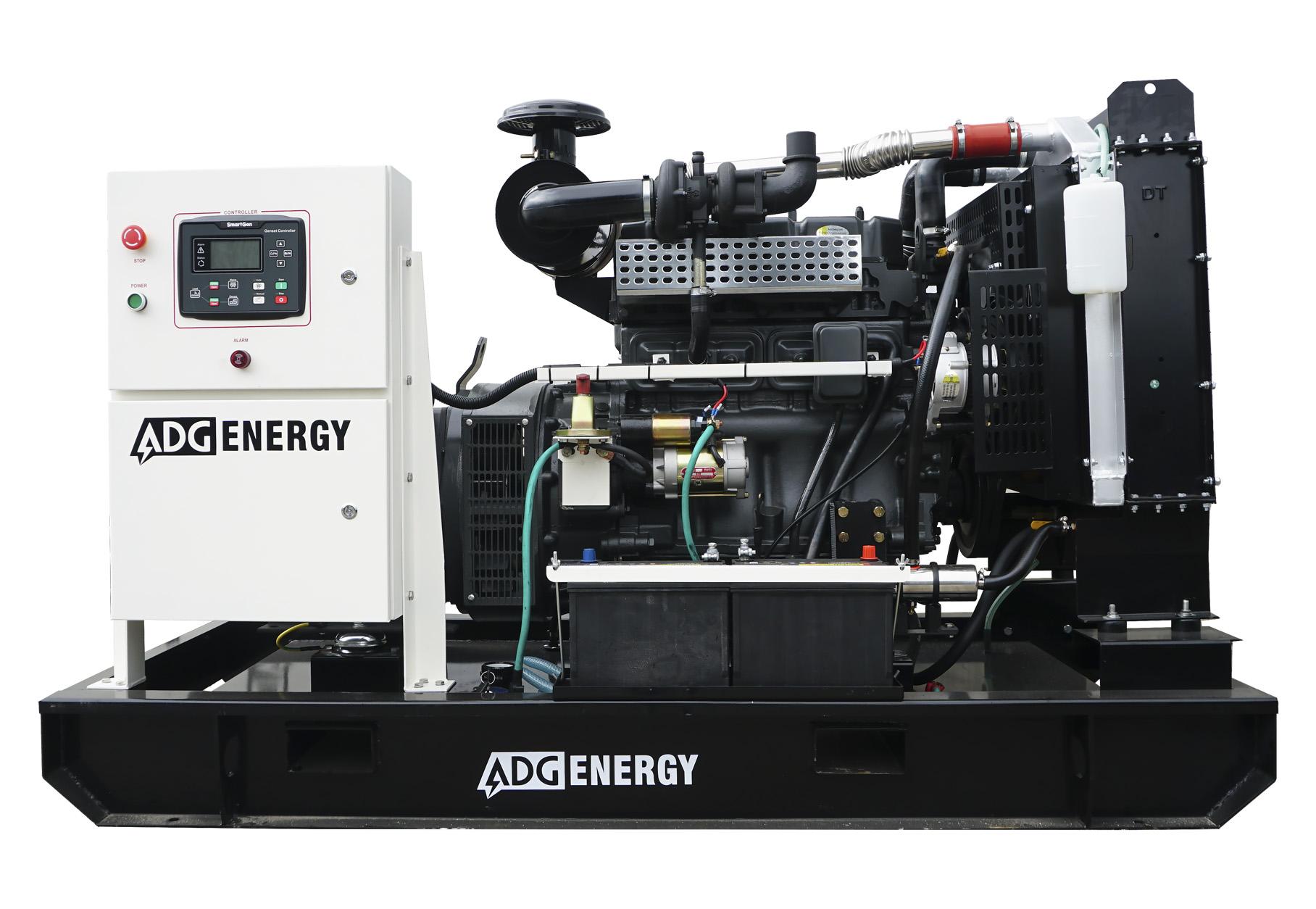 Дизельный генератор (электростанция) ADG-ENERGY AD80-Т400