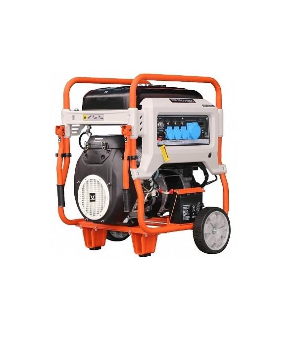 Бензиновый генератор (Бензогенератор) Zongshen XB 12000 EA