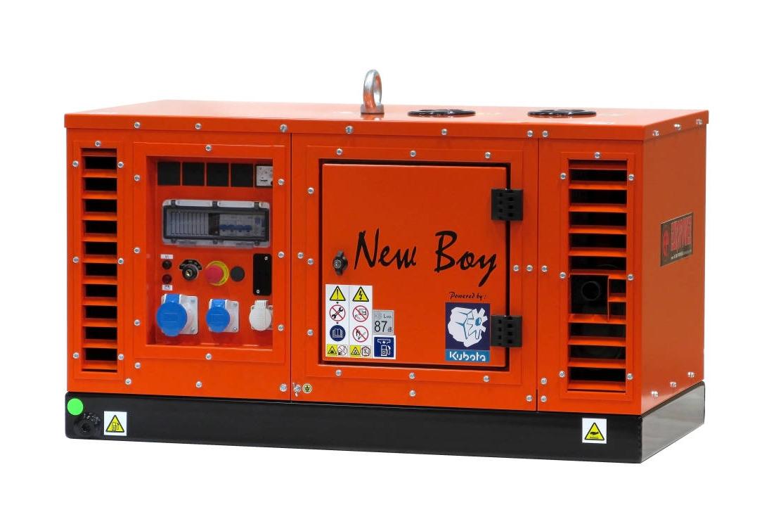 Дизельный генератор (электростанция) Europower EPS 73 DE