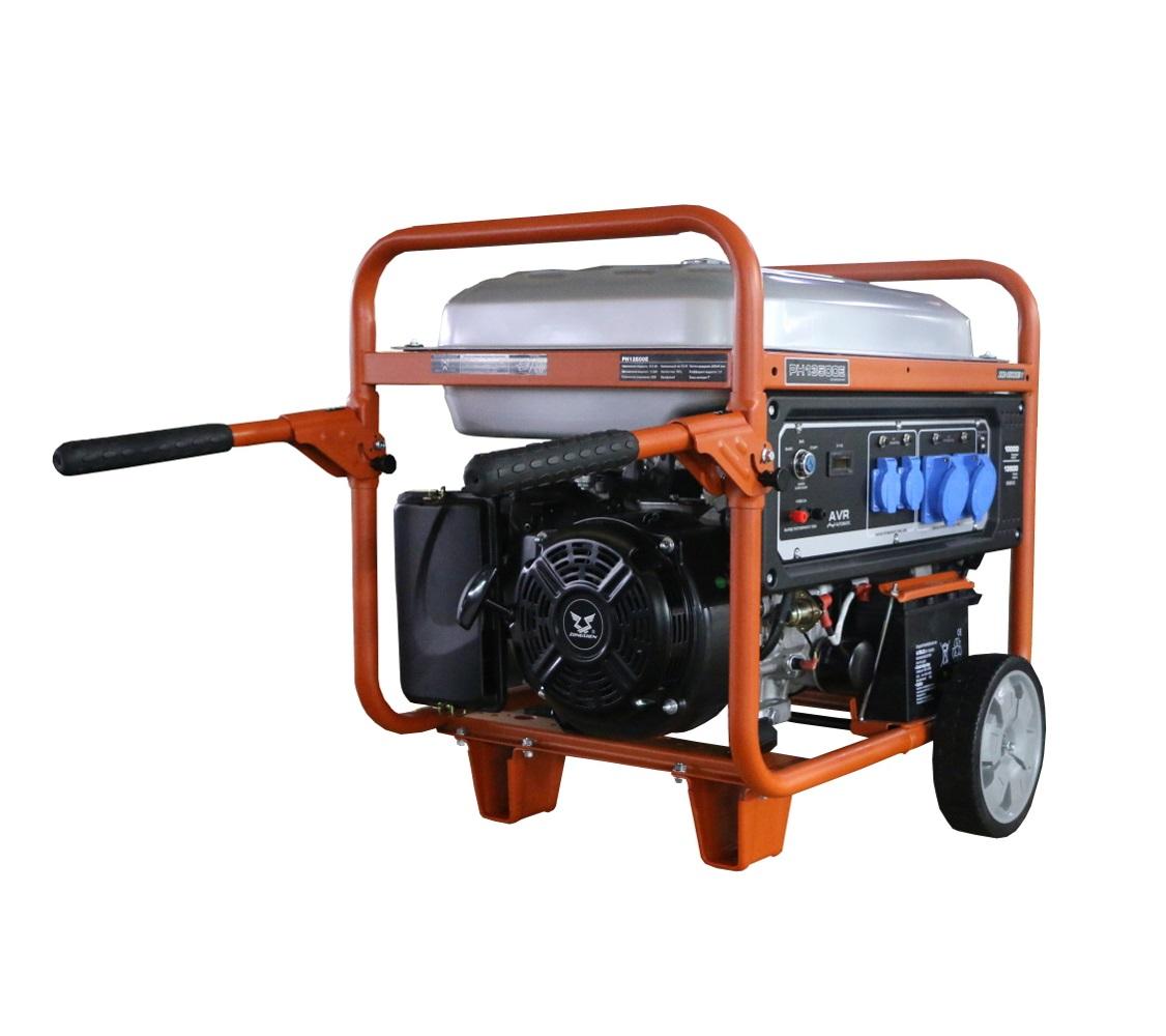 Бензиновый генератор (Бензогенератор) Zongshen PH 13500 E