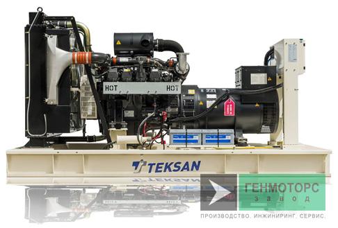 Дизельный генератор (электростанция) Teksan TJ385DW5A