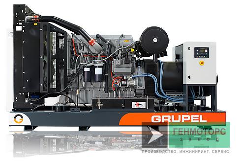 Дизельный генератор (электростанция) G550PKGR Grupel