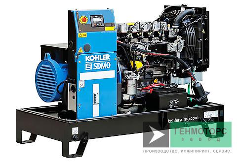 Дизельный генератор (электростанция) SDMO K22