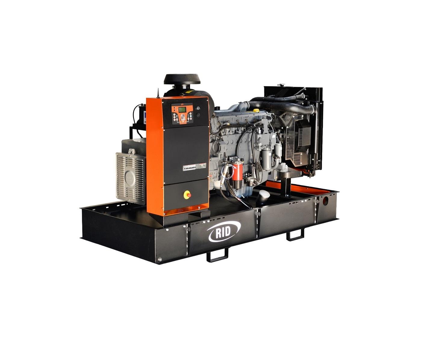 Дизельный генератор (электростанция) RID 100 S-SERIES