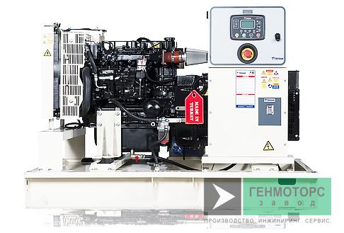 Дизельный генератор (электростанция) Teksan TJ33MC
