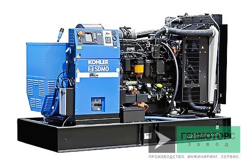 Дизельный генератор (электростанция) SDMO J250K