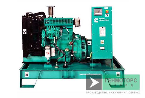Дизельный генератор (электростанция) Cummins C44D5
