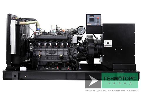 Газопоршневая электростанция (ГПУ) Generac SG160