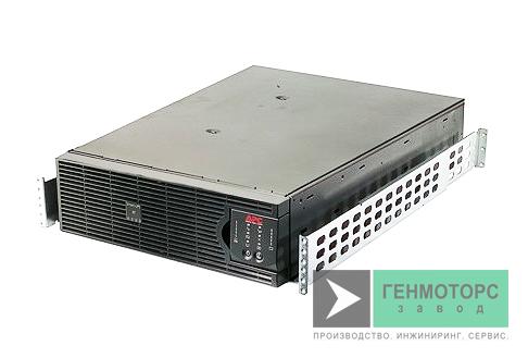 Источник бесперебойного питания APC Smart-UPS RT 3000 ВА