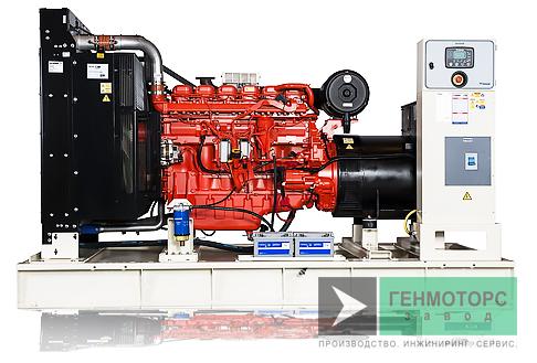Дизельный генератор (электростанция) Teksan TJ550SC
