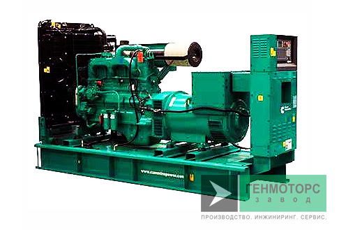 Дизельный генератор (электростанция) Cummins C400D5