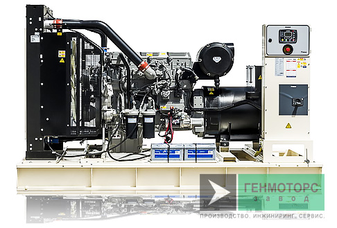 Дизельный генератор (электростанция) Teksan TJ512PE5C