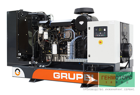 Дизельный генератор (электростанция) G66PKGR Grupel