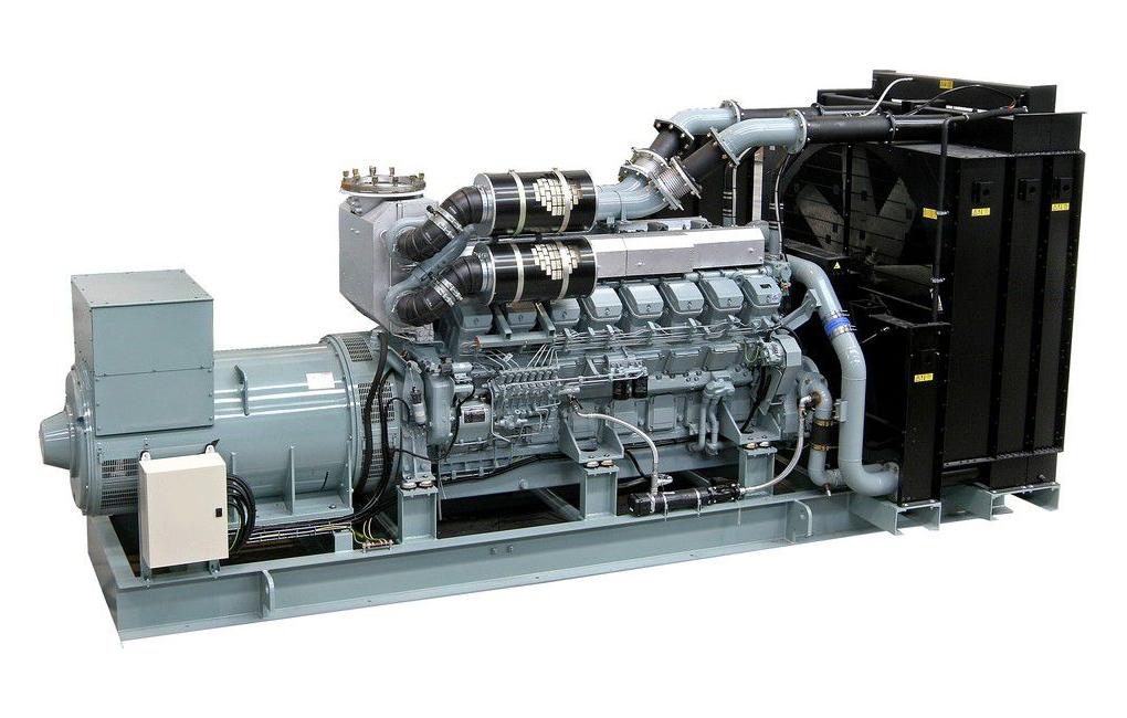 Дизельный генератор (электростанция) Onis Visa M1280