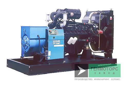 Дизельный генератор (электростанция) SDMO D440