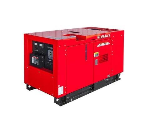 Бензиновый генератор (Бензогенератор) ELEMAX SH15D-R