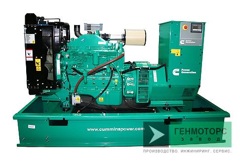 Дизельный генератор (электростанция) Cummins C170D5