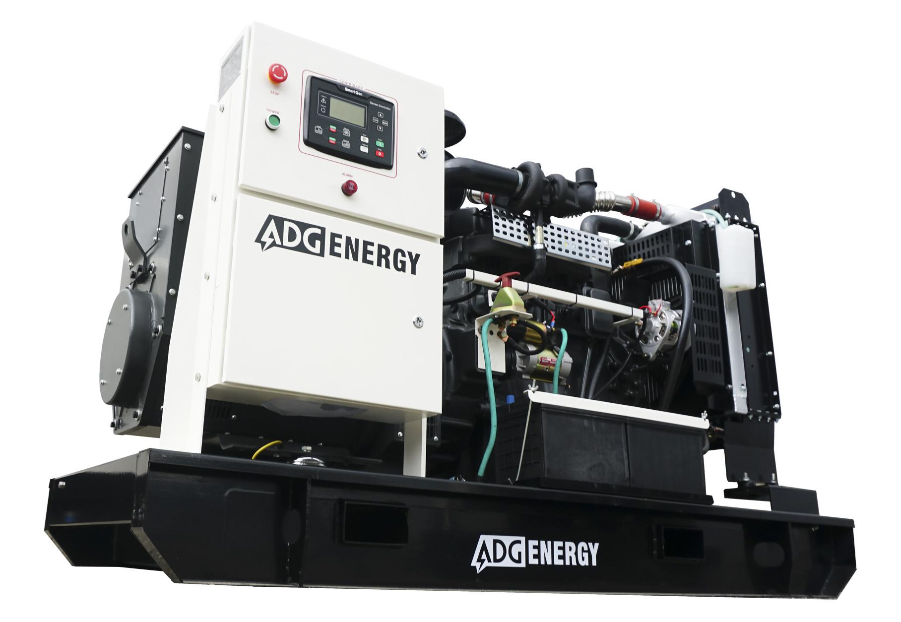 Дизельный генератор (электростанция) ADG-ENERGY AD250-Т400