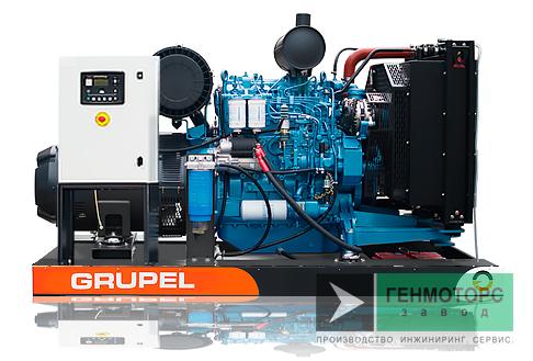 Дизельный генератор (электростанция) G110BDGR Grupel