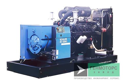 Дизельный генератор (электростанция) SDMO D630