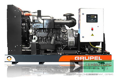 Дизельный генератор (электростанция) G220IVGR Grupel