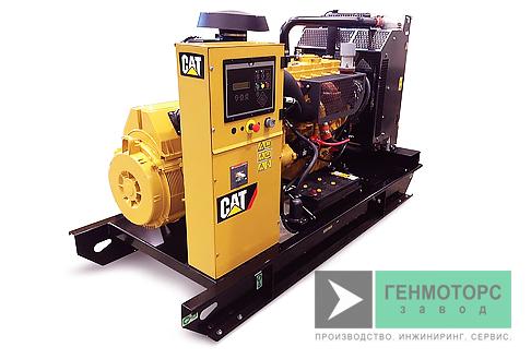 Дизельный генератор (электростанция) Caterpillar DE165E0