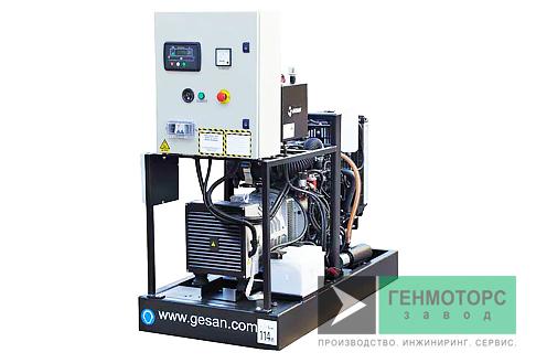 Дизельный генератор (электростанция) Gesan DPA 15E