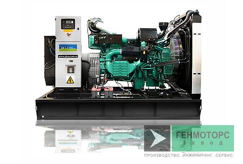 Дизельный генератор (электростанция) AKSA AVP700
