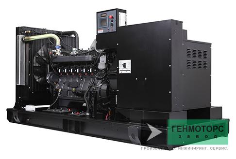 Газопоршневая электростанция (ГПУ) Generac SG200