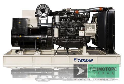 Дизельный генератор (электростанция) Teksan TJ303DW5C