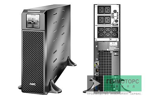 Источник бесперебойного питания APC Smart-UPS RT 5000 ВА