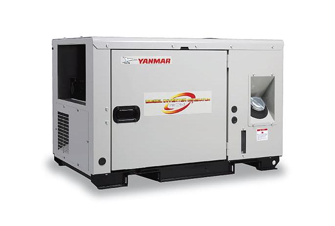 Дизельный генератор (электростанция) Yanmar eG100i-5B