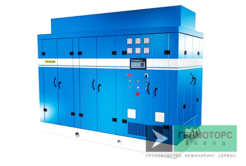 Газопоршневая электростанция (ГПУ) Tedom Quanto D770